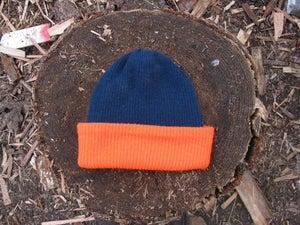 Image of Reversible knit cap