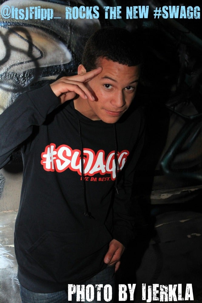Image of #SWAGG HOODIE ULTRA FRESH