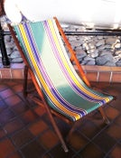 Image of Vintage deck chair