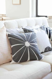 Image of Flower Pillow - 16""