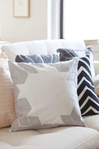 """Image of Quilty Pillow - 16"""""""
