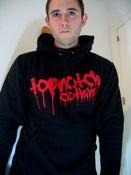 Image of Graffiti Hoodie (New)