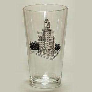 Image of Williamsburgh Savings Bank Pint Glass