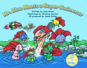 Image of Mr. Blue Meets a Super Swimmer - Book Bundle