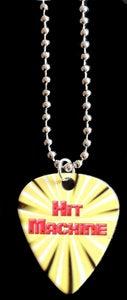 Image of Hit Machine Necklace-Burst