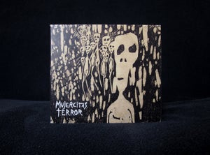 Image of Mujercitas Terror CD.