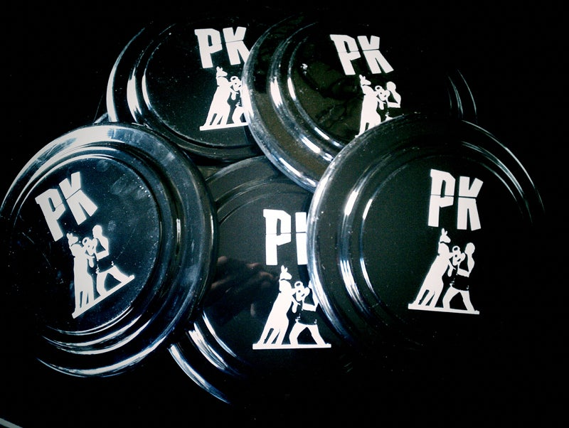 Image of FRISBEES