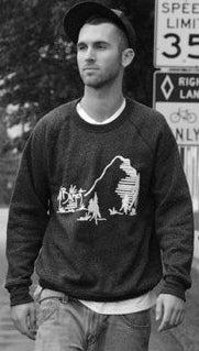 Image of Mt. Baker Crew Sweatshirt (Unisex)