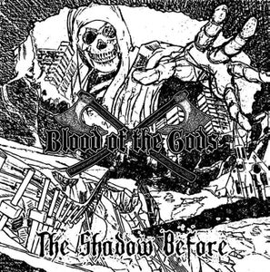 """Image of Blood Of the Gods """"The Shadow Before"""" CD"""