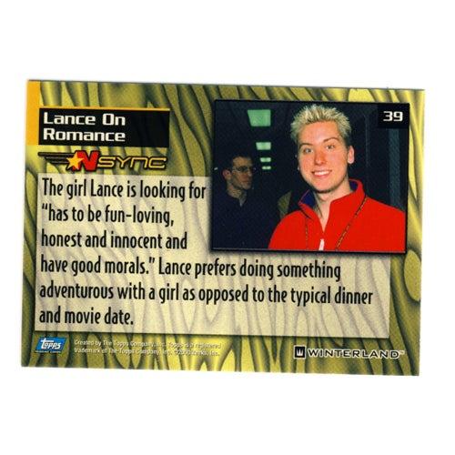 Image of *NSYNC BOYBAND TRADING CARDS ✌︎ TIMBERLAKE !!