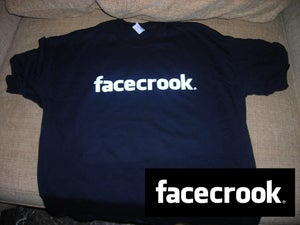 Image of Facecrook