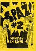Image of SPAZ! #2