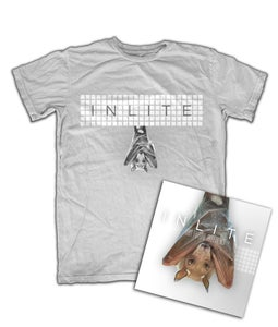 Image of INLITE'S T-Shirt, CD & Poster Package!