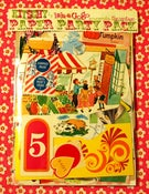 Image of paper party pack (vintage ephemera)