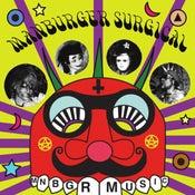 Image of Manburger Surgical - MNBGR Music (CD)