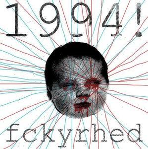"""Image of 1994! """"fckyrhed"""" reissue LP"""