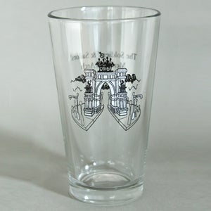 Image of Soldiers & Sailors Arch Pint Glass