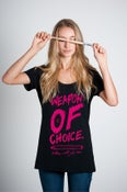 Image of Weapon of Choice ~ Lowercase Tee