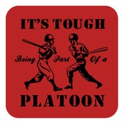 Image of It's Tough Being Part of a Platoon