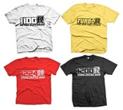Image of Old School Numbers ZRX T-shirt