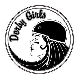 Image of Derby Girls Vinyl Sticker