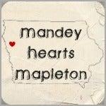 Image of {$15} donation to mandey hearts mapleton