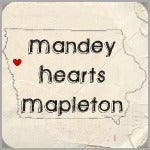 Image of {$25} donation to mandey hearts mapleton