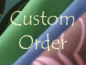 Image of Custom Order for Alyse