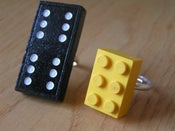 Image of lego/domino ring