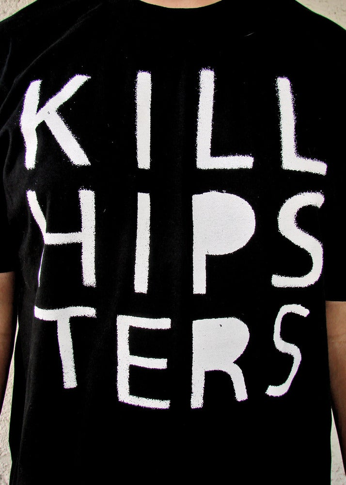 Image of KILLHIPSTERS (Black & White)