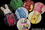 Image of Bunny Rainbows