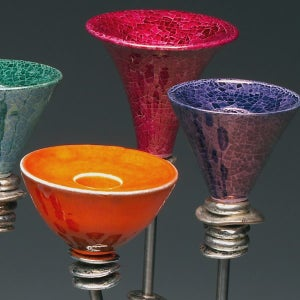 Image of Calla-Lilly Candle Holder