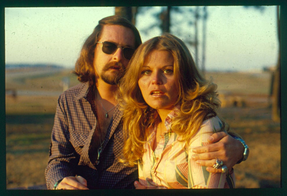 Image of Couple From The 1970s