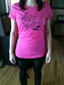 Image of Classy Girls are back Girls Tee Pink or Baby Blue