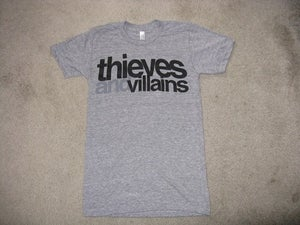 Image of Thieves and Villains Logo Tee