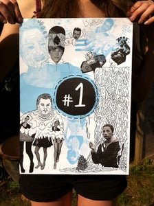 Image of Inside Poster Screen Print