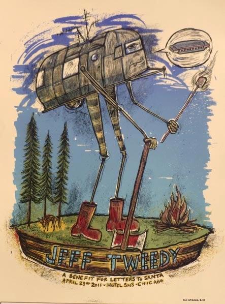 Image of Jeff Tweedy Poster