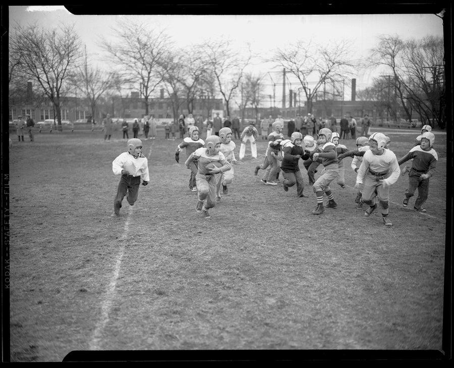 Image of Pop Warner Football: Early 60's