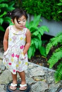 Image of Holland Dress - Multi Daisy