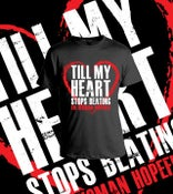 Image of Heart Stops Tee