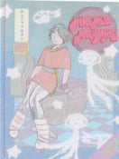 Image of Arcade Mermaid Chip-fork little comic