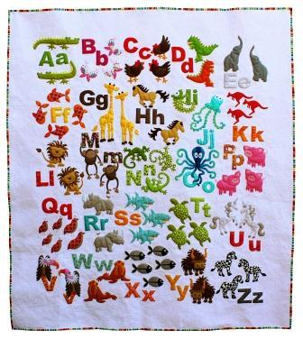 Image of Animal Alphabet