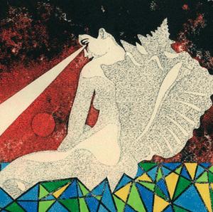 Image of magic lighthouse on the infinite sea LP gatefold vinyl