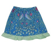 Image of Peacock Princess Skirt