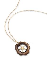 Image of theobroma necklace