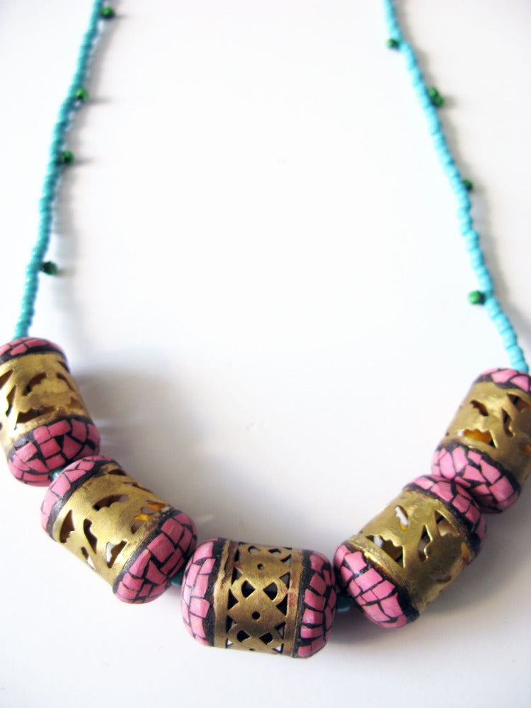 Image of Tile Necklace