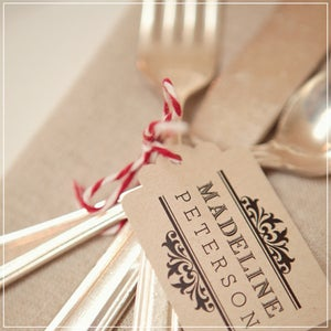 Image of Seating Tags