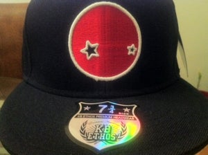 Image of Black logo Fitted