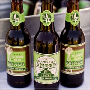 Image of Customized Beer Label