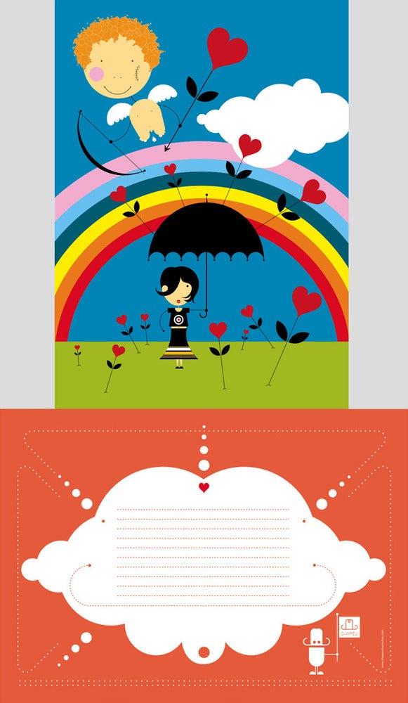 Image of Postal 01 / Postcard 01